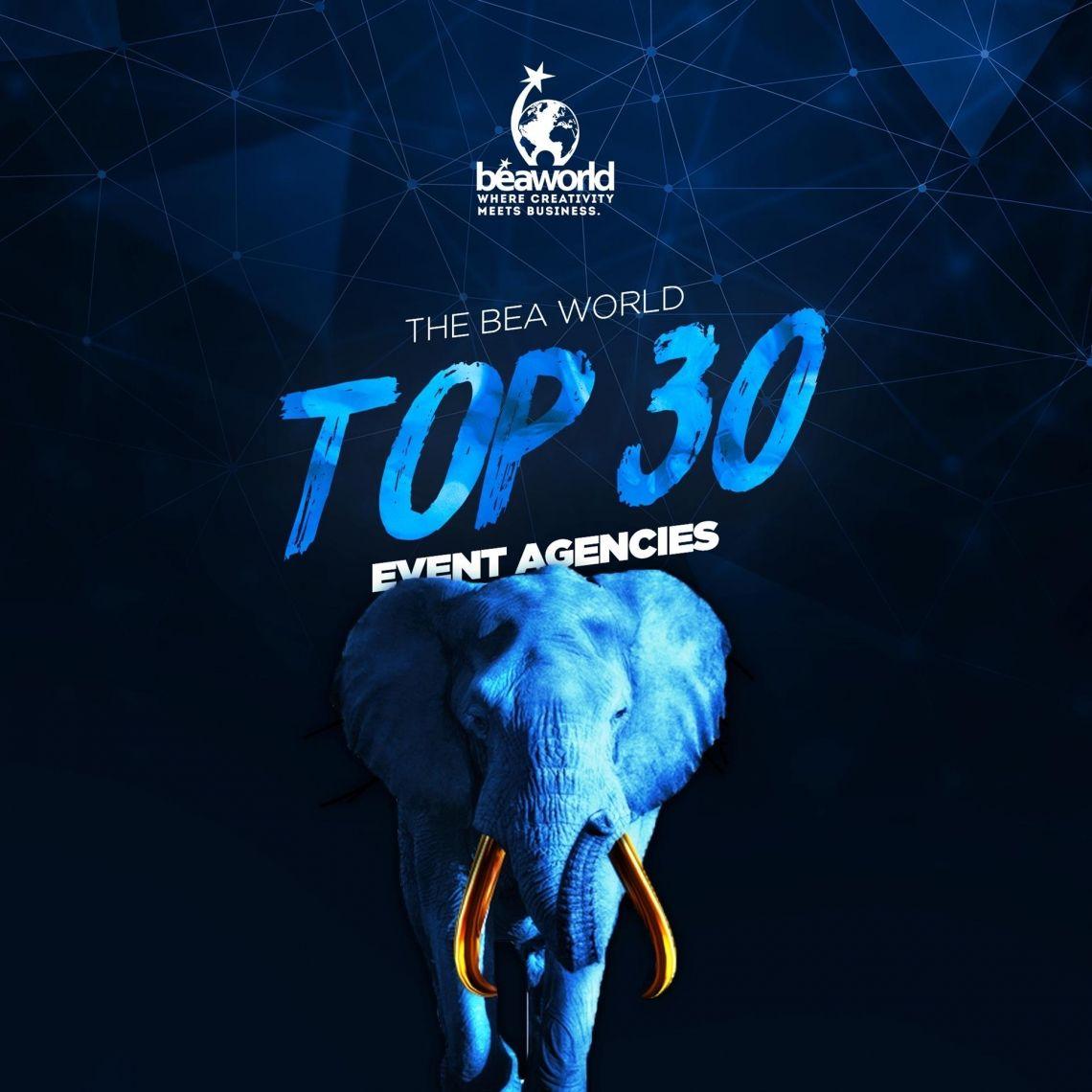 Bea World Top 30 Event Agenturen