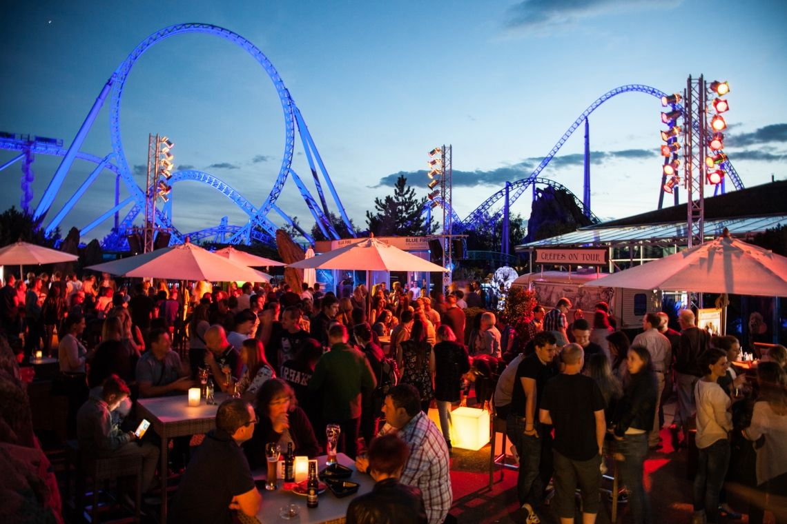 """After Park Lounge"" im Europa-Park"