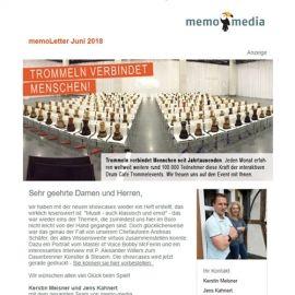 memoLetter 06-2018