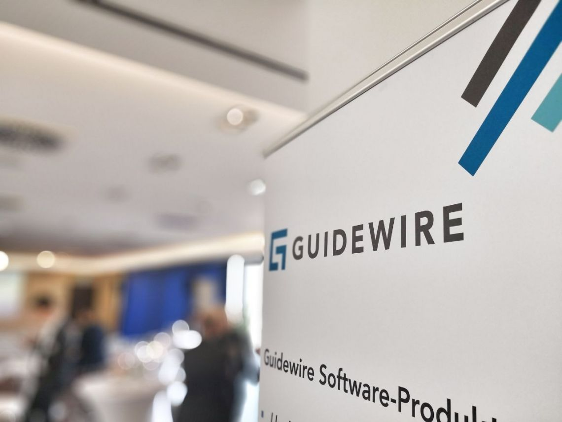 Ellen Kamrad erneut Eventpartner für Guidewire