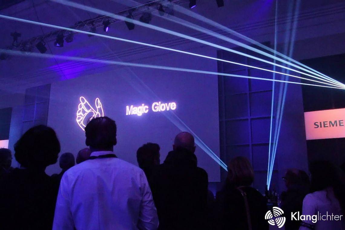 Klanglichter insziniert den Siemens Design Award in München