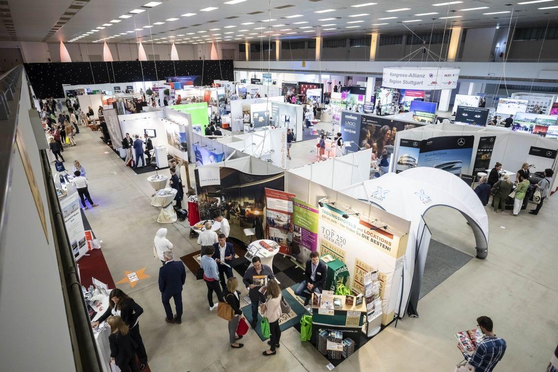LOCATIONS Region Stuttgart: Interessante Angebote auf dem regionalen Event-Markt