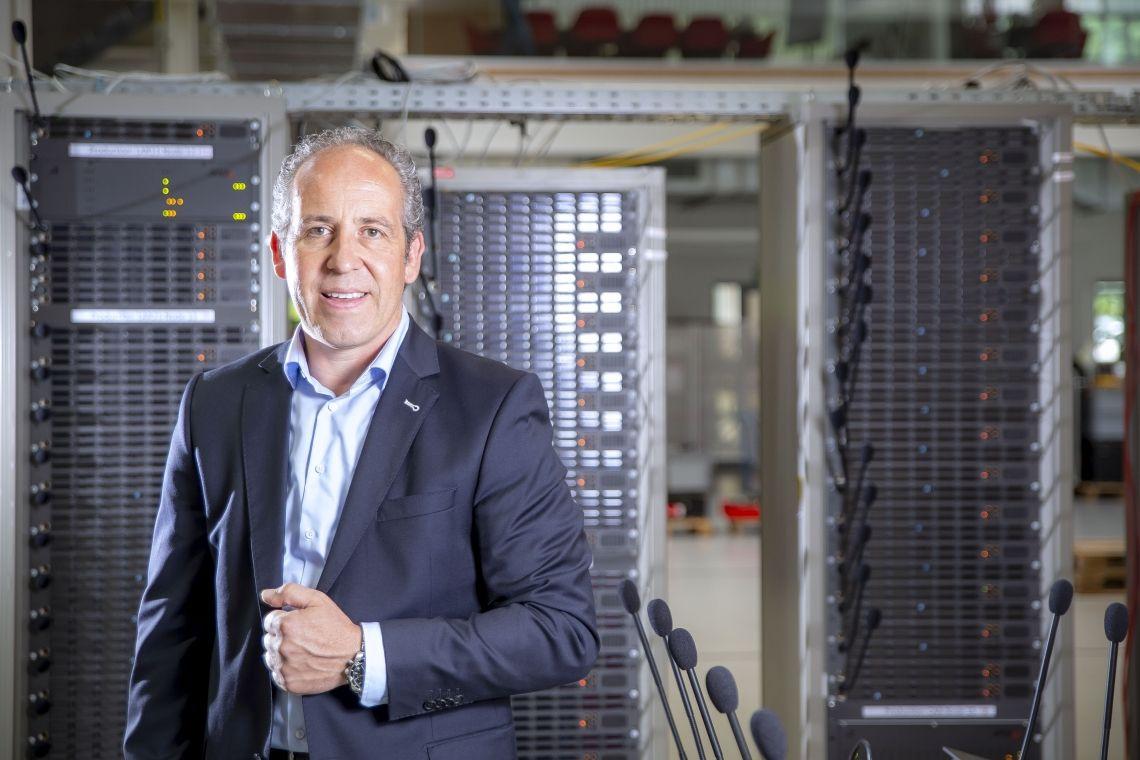 Marco Kraft ist neuer Head of Sales Germany bei Riedel