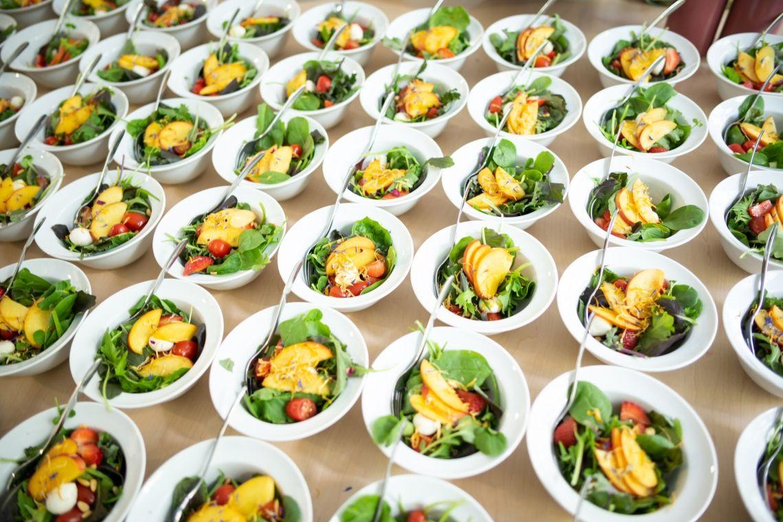 KAISERSCHOTE lieferte Catering für Eröffnung von Social Impact Lab Bonn