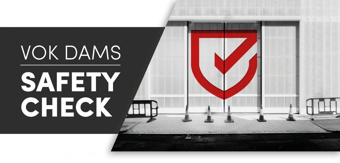 SAFETY CHECK – VOK DAMS bietet als erste Eventagentur einen Sicherheitscheck für Veranstaltungen an