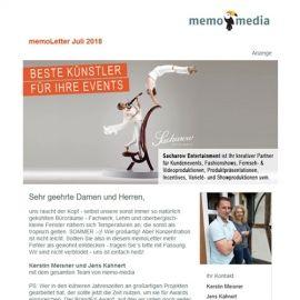 memoLetter 07-2018