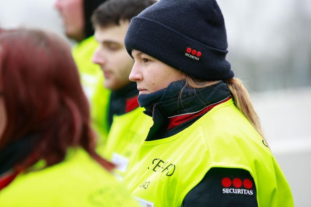 Securitas sichert Heimspiele von Alemannia Aachen