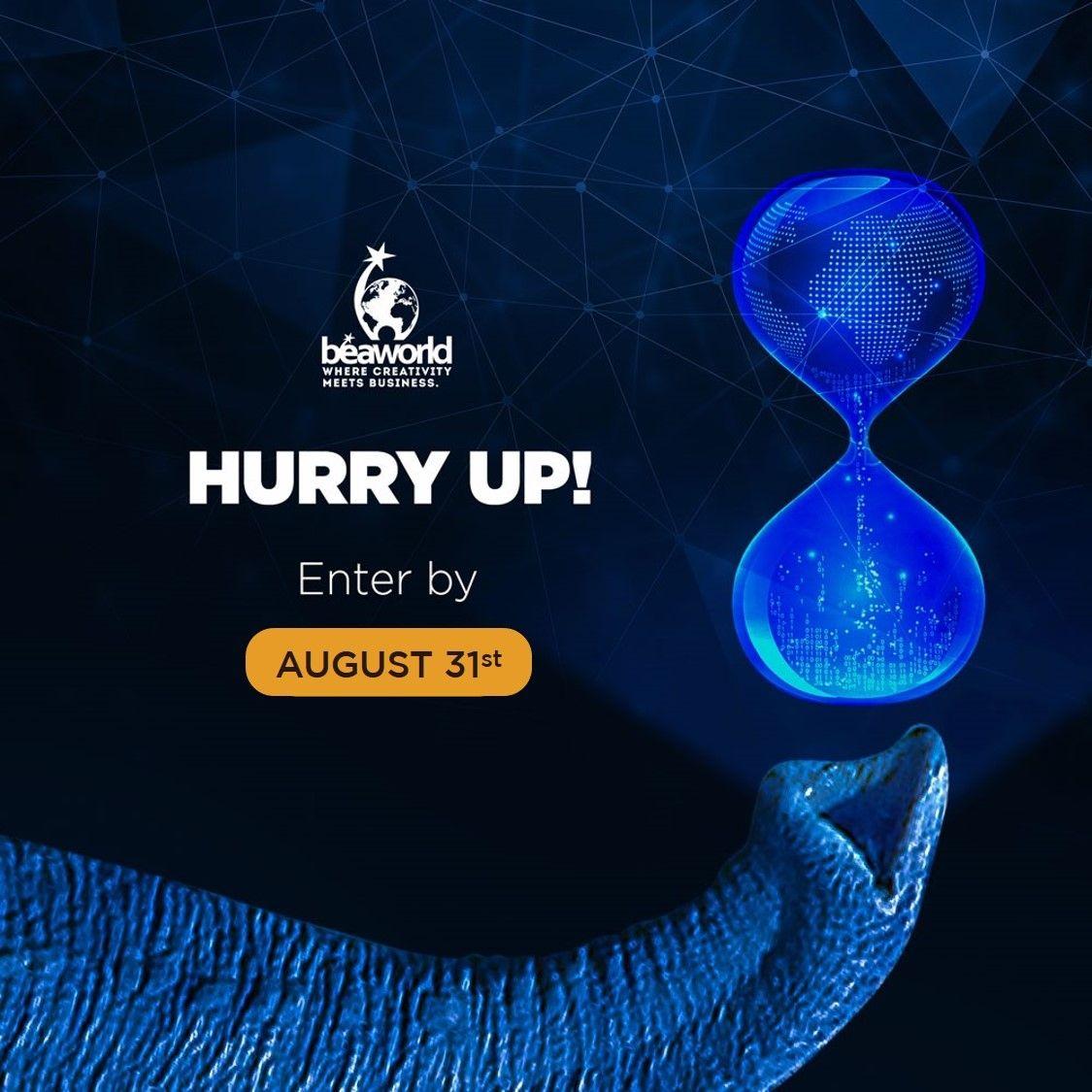 Bea World 2018: Jetzt schnell Projekte einreichen vor der Erhöhrung der Teilnehmergebühren!