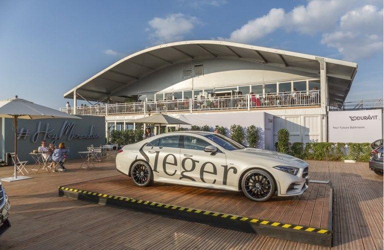 Der Mercedes Cup in Stuttgart