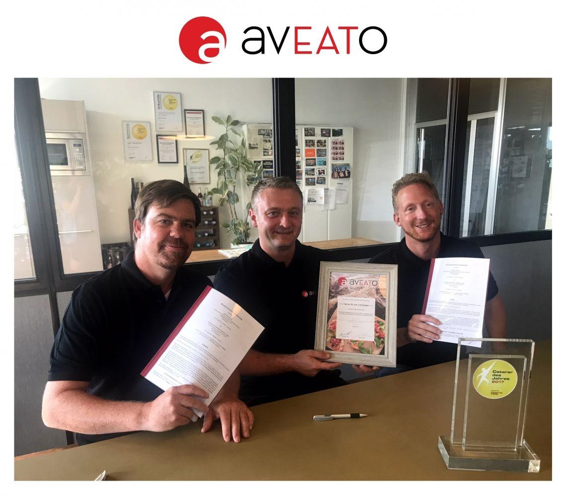 Der Caterer des Jahres 2017 aveato eröffnet Niederlassung in Hannover