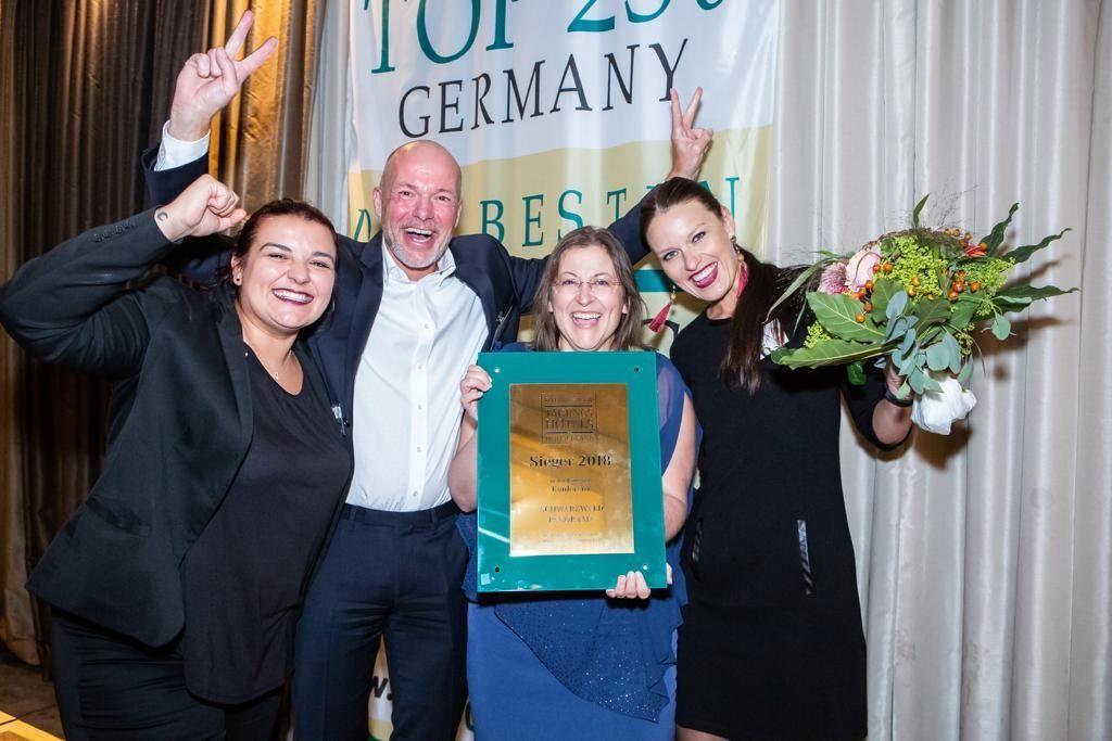 Das Convention Bureau Karlsruhe + Region gratuliert seinen Partnern zur Auszeichnung bei der Vergabe der besten Tagungshotels in Deutschland