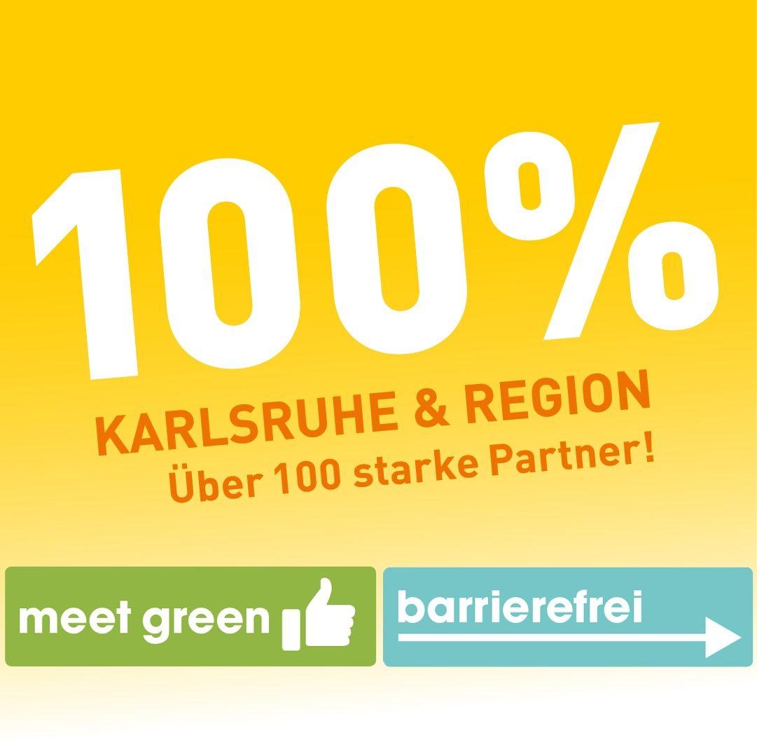 Convention Bureau Karlsruhe: Barrierefreiheit und Nachhaltigkeit