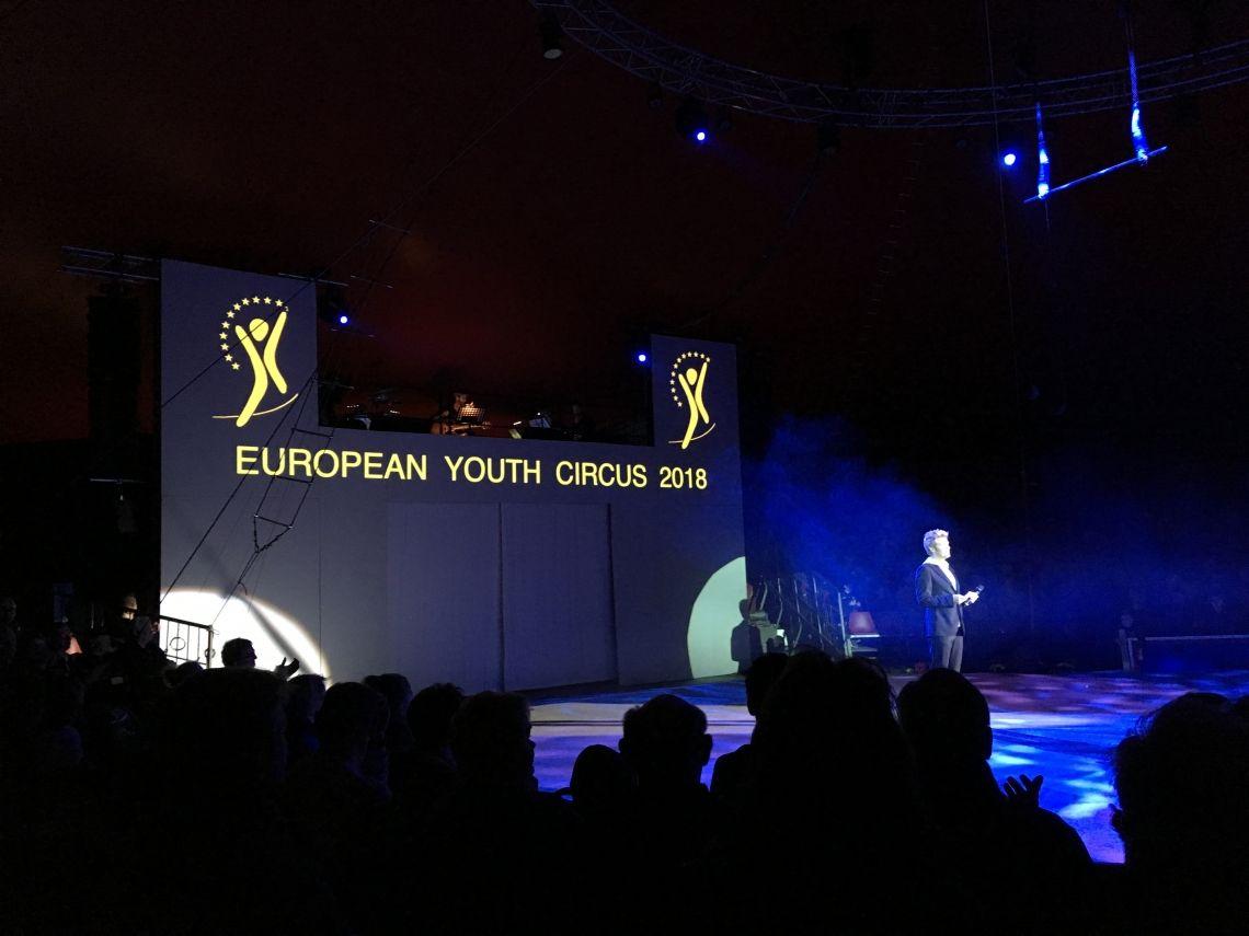 European Youth Circus 2018
