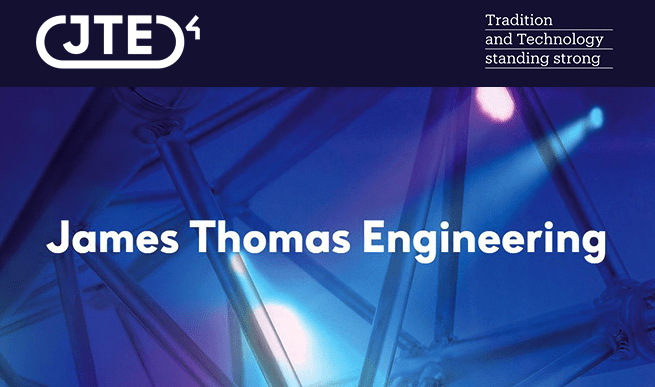 New James Thomas Engineering website for the EMEA region!