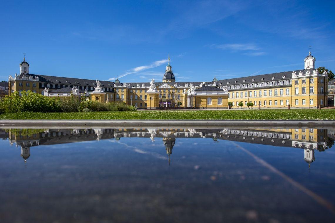 Märchenhochzeit im Schloss und Tagungen in königlichem Ambiente - Burgen und Schlösser in Karlsruhe und Region