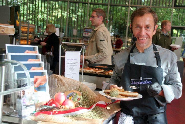 KAISERSCHOTE und A&Z Foodmanufaktur praktizieren Co-Working im Catering