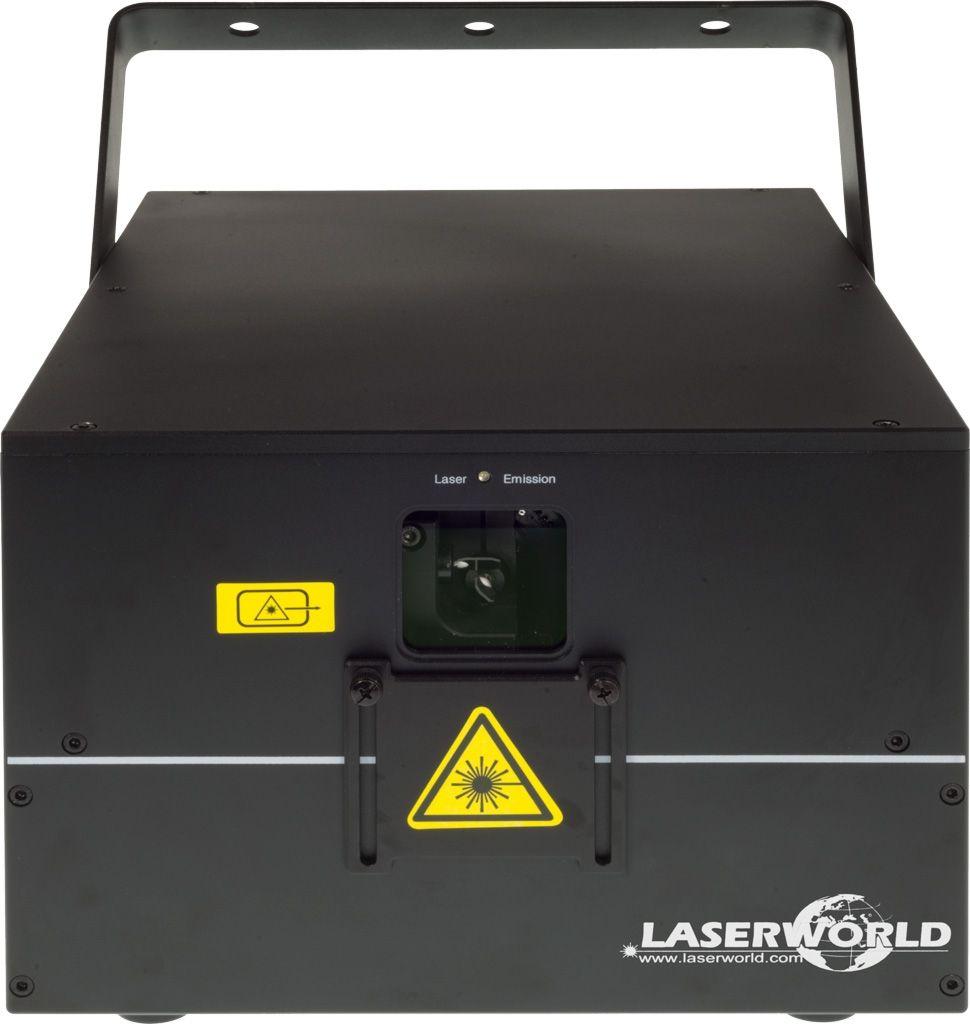 Pure Leistung dank der Laserworld Purelight Showlaser