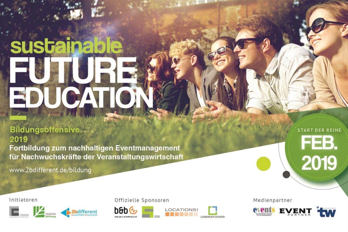 Sustainable Future Education: So steigern Nachwuchskräfte 2019 ihre berufliche Kompetenz!