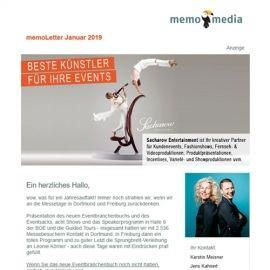 memoLetter 01-2019
