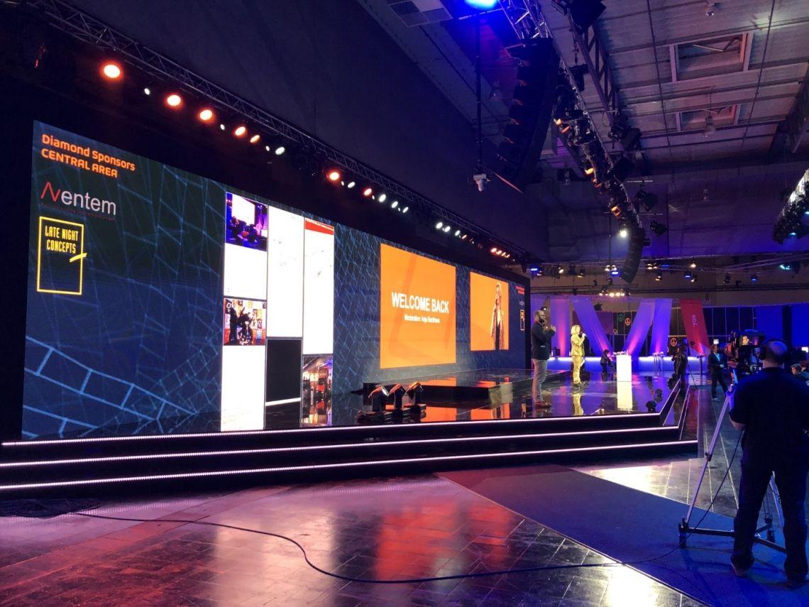 AVENTEM war Diamond Sponsor beim ersten BrandEx Kreativ-Award in Dortmund am 15. Januar 2019