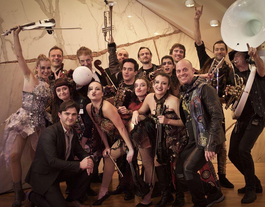Berlin Show Orchestra: Standortmarketing mit VisitBerlin