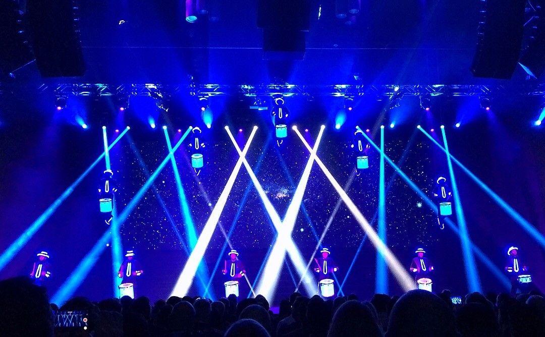 SANOSTRA Drummers on Tour