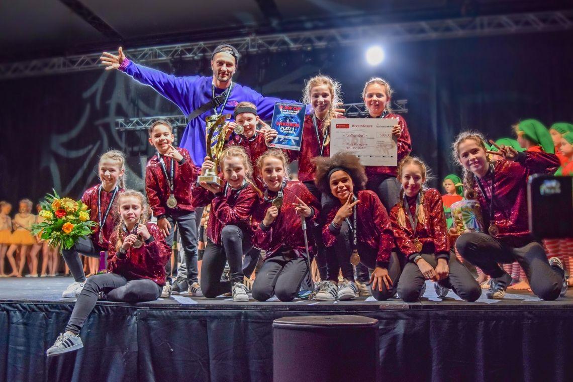 Erfolgreicher Start für Europa-Park Talent Academy: 2K.UP gewinnt 19. DDP-Cup in Dresden