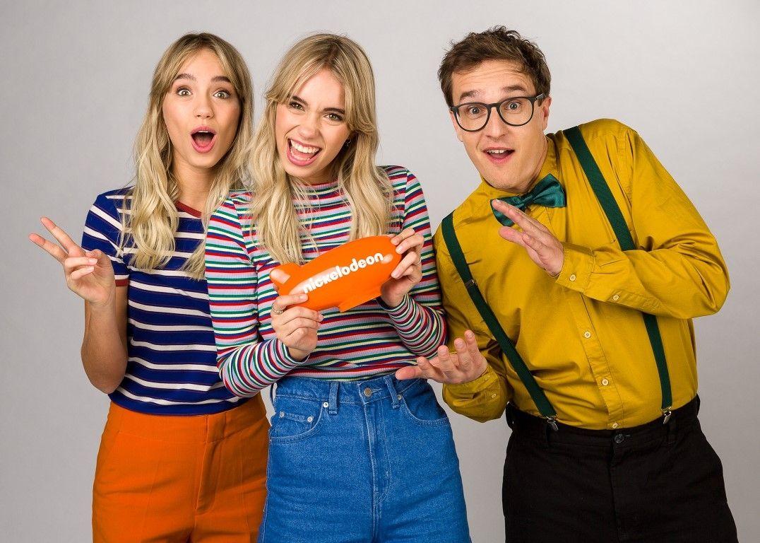 Girlpower bei den Nickelodeon Kids' Choice Awards 2019: Lisa & Lena moderieren die KCA-Show für Deutschland, Österreich und die Schweiz