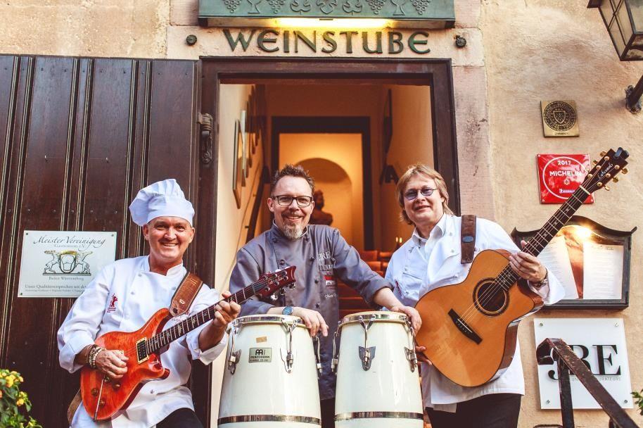 3. Gourmet & Wein Festival in Heidelberg 29. März bis 1. April 2019