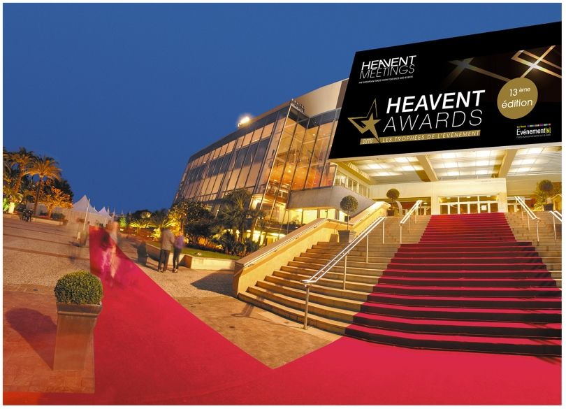 Heavent Awards in Cannes: 131 Einreichungen und 45 Finalisten