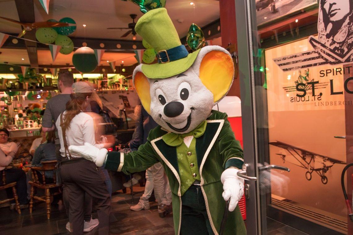 Europa-Park feiert St. Patrick's Day