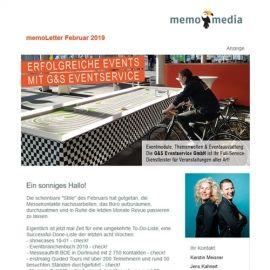 memoLetter 02-2019