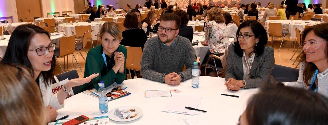 Diversität und Inklusion als treibende Kraft der IMEX in Frankfurt