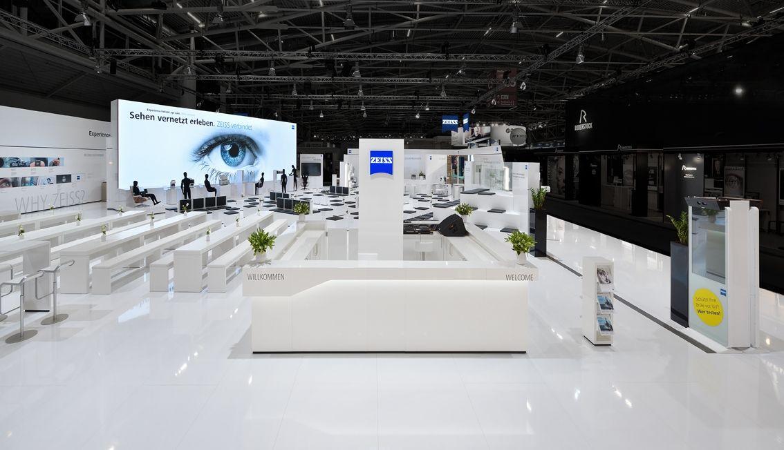 Inszenierung der Customer Journey von ZEISS für Augenoptiker
