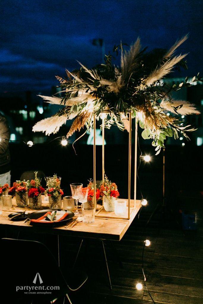 Hochzeitsshooting auf der Dachterrasse