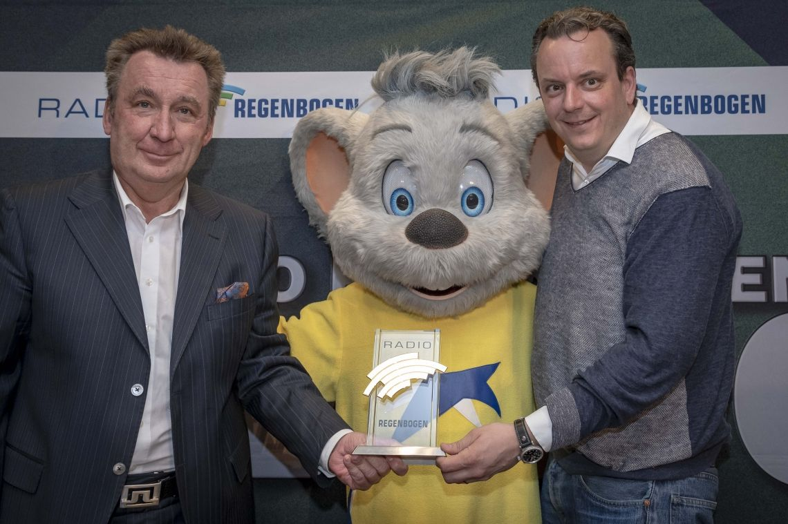 Radio Regenbogen Award für Musik-Stars: Rea Garvey, Revolverheld, Star-DJ Lost Frequencies und ABBA-Tribute-Show im Europa-Park