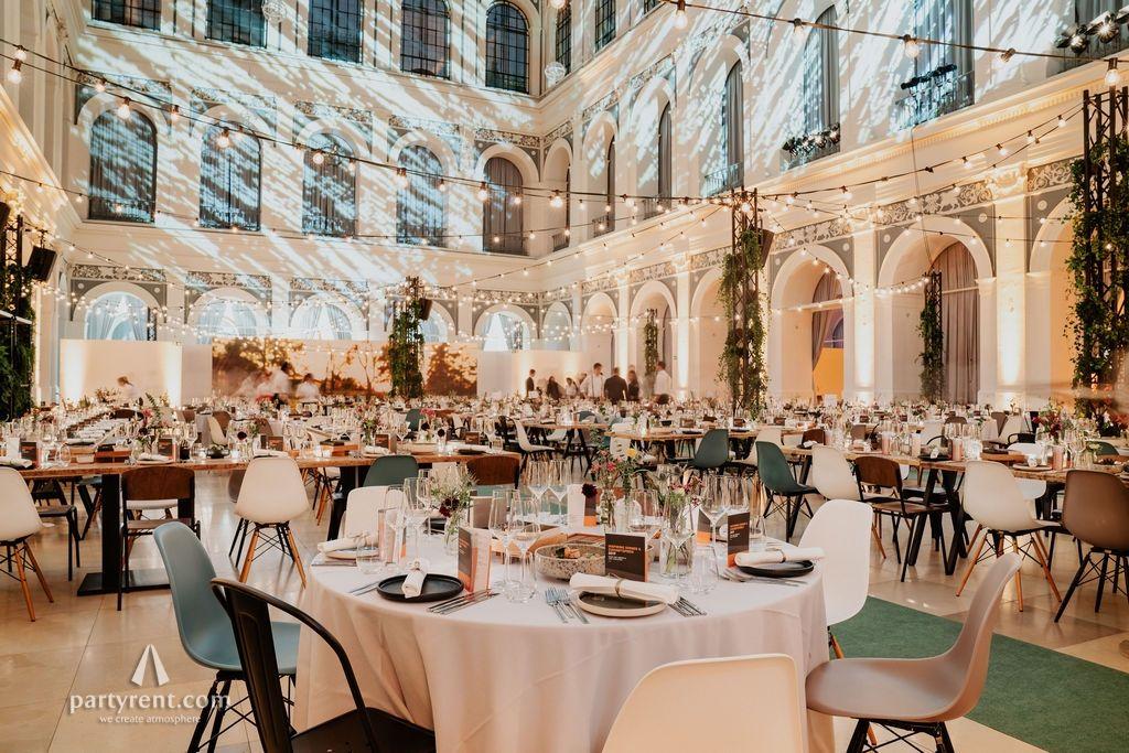 Eröffnungsfeier der INTERNORGA in der Handelskammer Hamburg