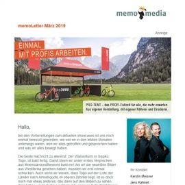 memoLetter 03-2019