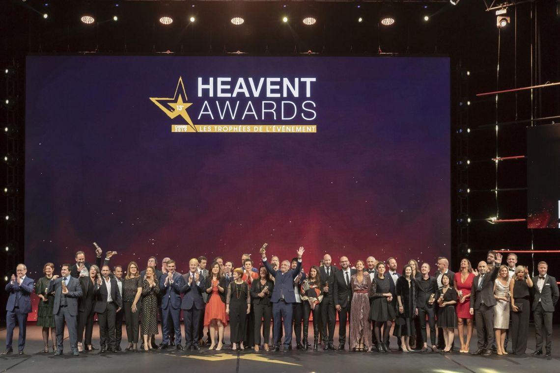 13e Heavent Awards in Cannes : Die Gewinner