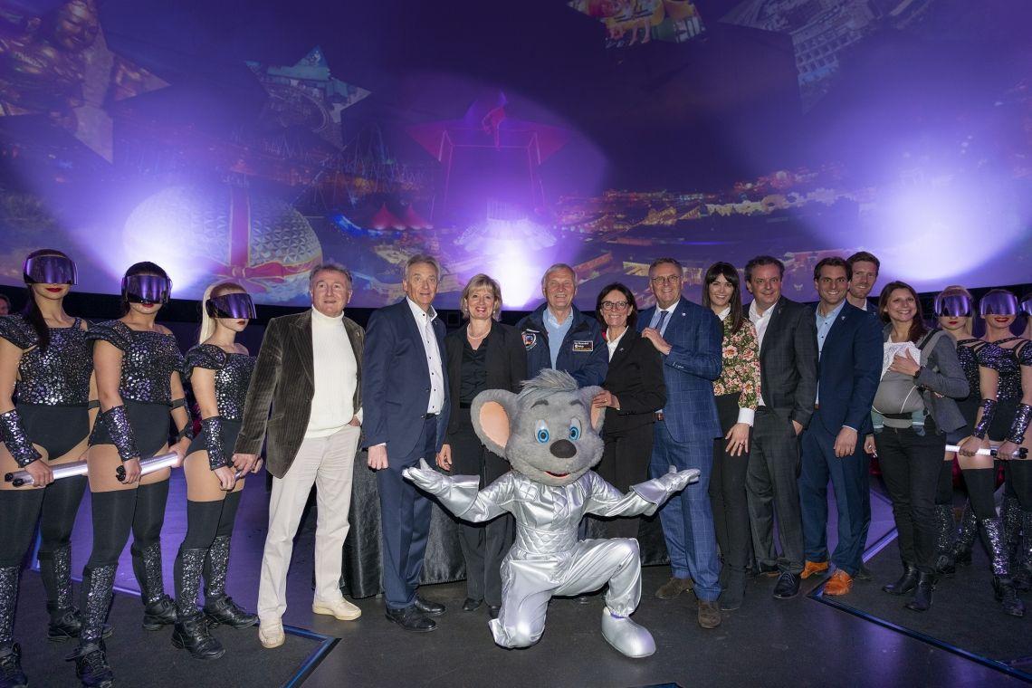 Galaktischer Spaß in Deutschlands größtem Freizeitpark