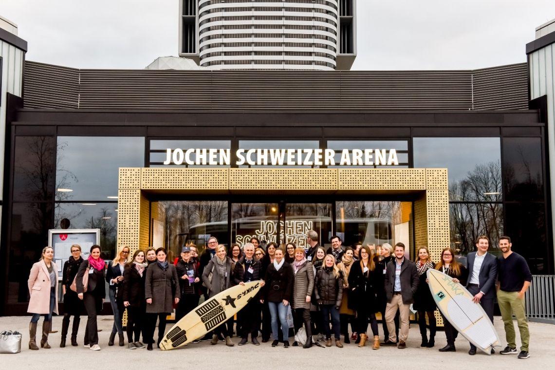 """MEET GERMANY Start für 2019 in München - ein """"Paukenschlag"""""""