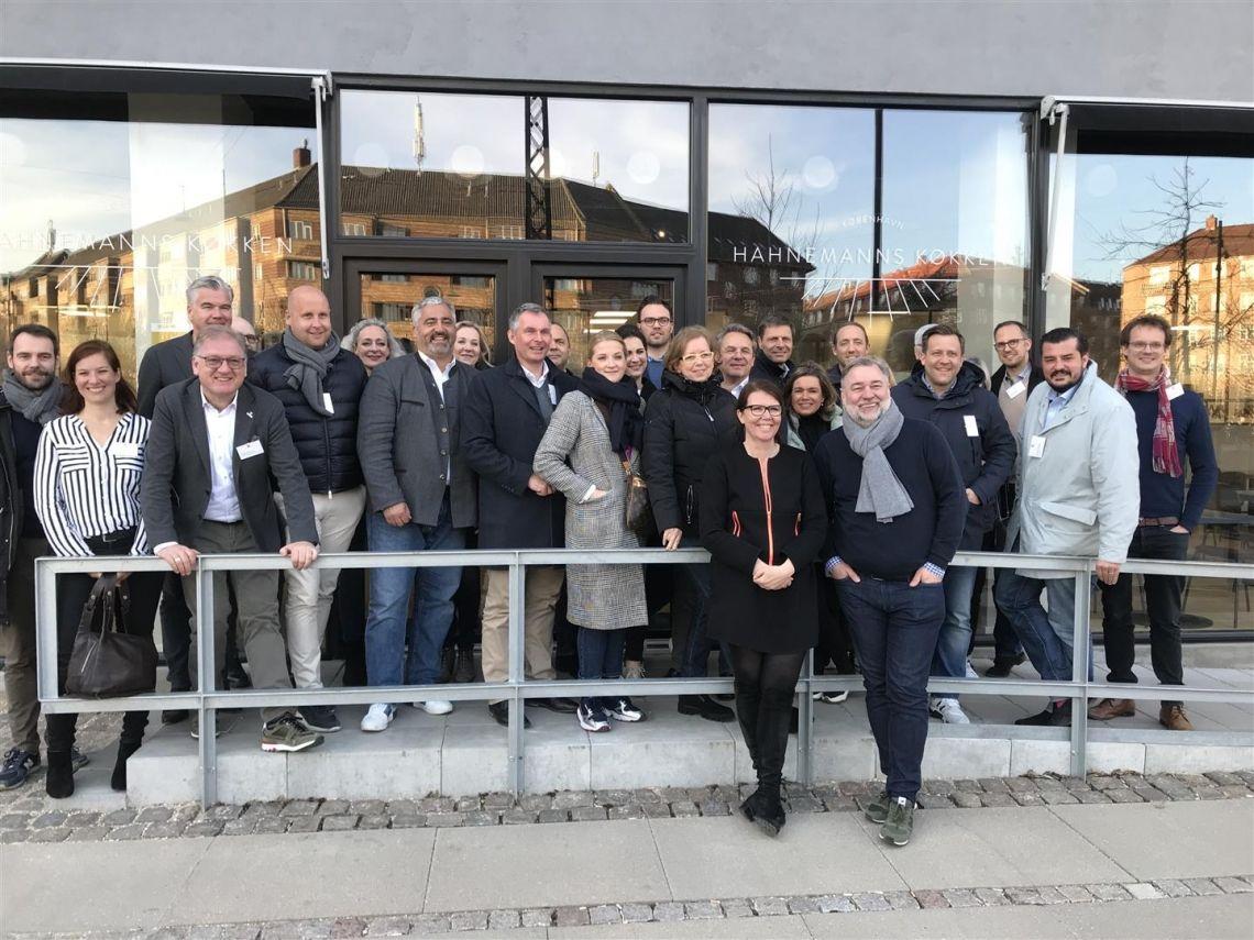 LECA Convention 2019:  The Taste of Copenhagen