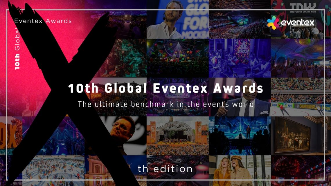 The Global Eventex Awards Announce Its 10th Anniversary Edition