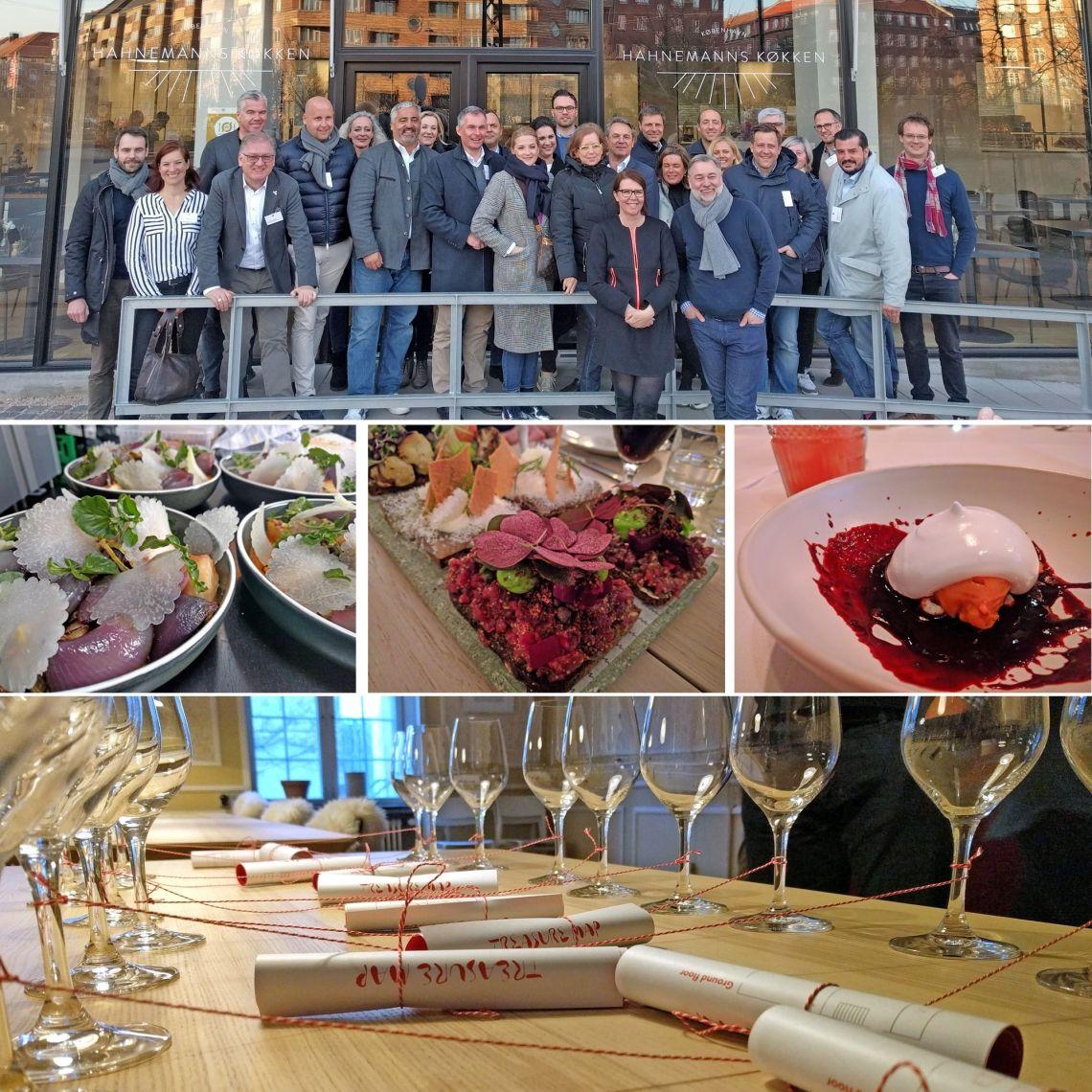 2. LECA Convention - Kulinarische Schatzsuche durch Kopenhagen
