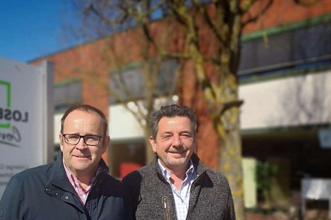 Management übernimmt Losberger Cover All von Losberger De Boer