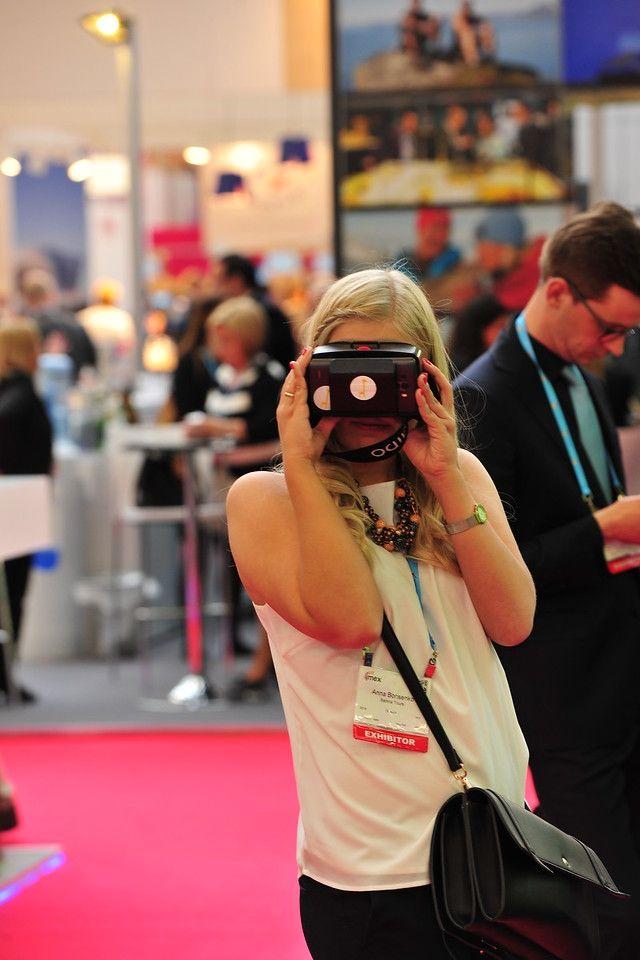 Roboter, VR, Hologramme und KI: Technologie-Highlights für Event Planer auf der IMEX in Frankfurt