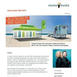memoLetter 05-2019
