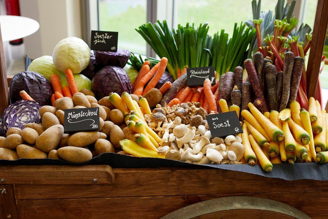 L & D initiiert Nachhaltigkeitstag in vier Betriebsrestaurants der SIGNAL IDUNA