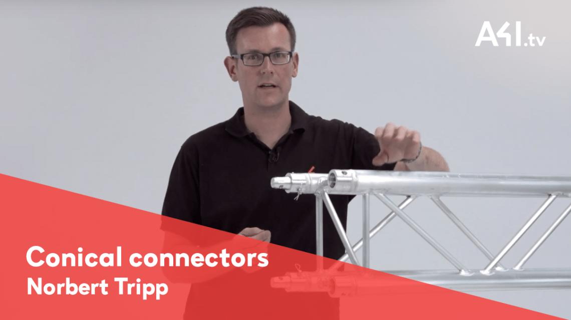 Wie funktioniert der Konusverbinder?