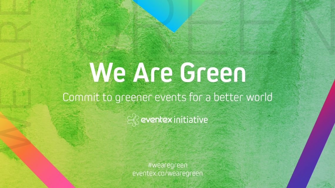 """We are green"" - a new initiative for a greener event industry and a better world"